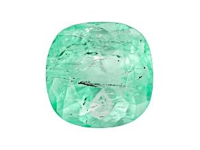 Emerald 8.4x8.3mm Rectangular Cushion 2.06ct