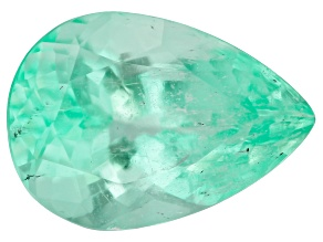 Emerald 9.3x6.6mm Pear Shape 1.53ct