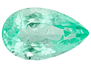 Emerald 10.7x6.6mm Pear Shape 1.97ct
