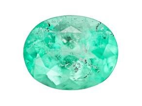 Emerald 8.2x6.5mm Oval 1.25ct