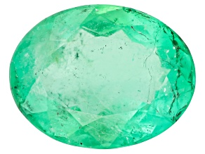 Emerald 10x8mm Oval 2.29ct