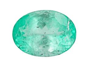 Emerald 9.5x7mm Oval 1.86ct