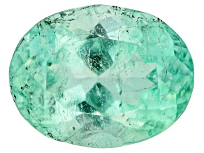 Emerald 11.1x8.7mm Oval 3.33ct
