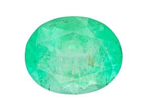Emerald 8.5x6.8mm Oval 1.28ct