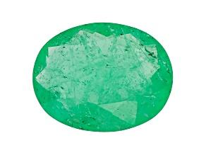 Emerald 10x8mm Oval 1.69ct