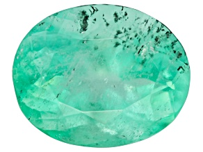 Emerald 8.9x7.2mm Oval 1.85ct