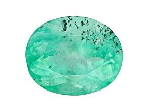Emerald 8.9x7.2mm Oval 1.85ct