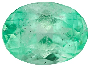 Emerald 9.3x7mm Oval 1.92ct