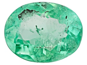 Emerald 9x7mm Oval 1.72ct