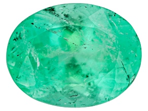 Emerald 7.6x5.8mm Oval 1.04ct