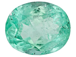 Emerald 8.2x6.7mm Oval 1.42ct