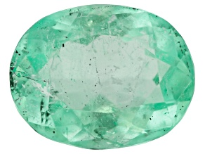 Emerald 8.7x6.8mm Oval 1.54ct