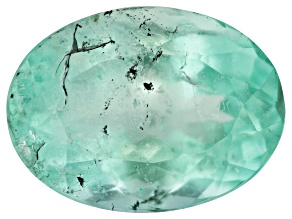 Emerald 8.8x6.5mm Oval 1.58ct