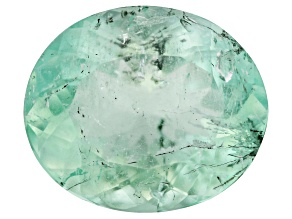 Emerald 8.75x7.4mm Oval 1.62ct