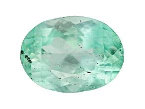 Emerald 8.8x6.5mm Oval 1.44ct