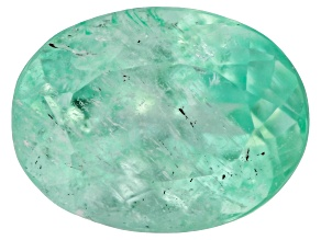 Emerald 8x6mm Oval 1.48ct