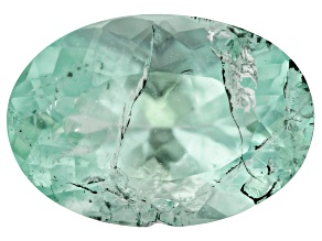 Emerald 9x6.3mm Oval 1.44ct