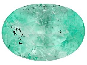 Emerald 8.2x5.8mm Oval 1.15ct