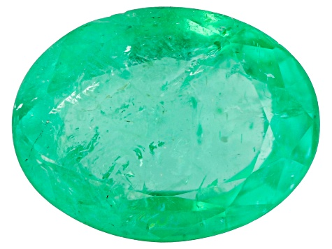 Emerald 8x6mm Oval 1.30ct