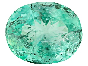 Columbian Emerald 10.5x8.5mm Oval 2.78ct