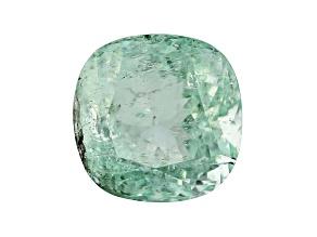 Emerald 16.8mm Square Cushion 21.74ct