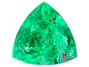 Emerald 5.8mm Trillion 0.72ct