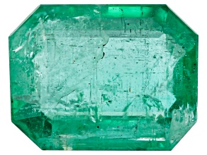 Emerald 9x7mm Emerald Cut 1.88ct