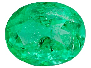 Emerald 8.5x6.7mm Oval 1.65ct