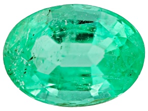 Emerald 7x5mm Oval 0.84ct