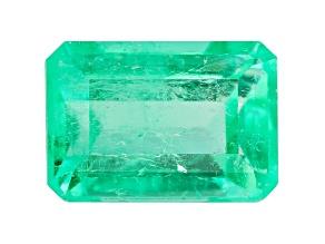 Emerald 8.75x6.2mm Emerald Cut 1.95ct