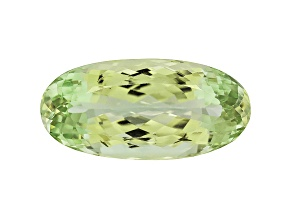 Spodumene 36.52x17.48mm Oval 69.66ct
