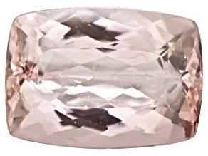 Morganite 14.3x10mm Rectangular Cushion 6.67ct