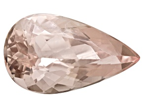 Morganite 19.2x11.2mm Pear Shape 8.08ct