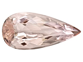 Morganite 23.2x11.1mm Pear Shape 10.10ct