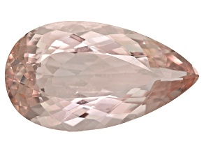 Morganite 22x13.5mm Pear Shape 14.41ct