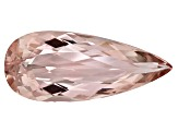 Morganite 30x13.5mm Pear Shape 18.99ct