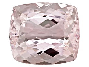 Morganite 18.4x16.2mm Rectangular Cushion 20.30ct