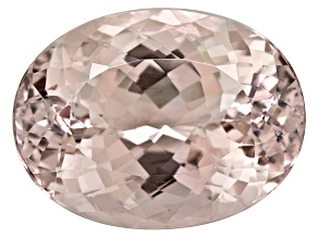 Morganite 25.2x19.2mm Oval 41.46ct