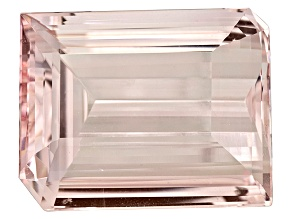 Morganite 32.14x25.38x14.06mm Fancy Shape 90.45ct