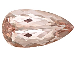 Morganite 20x10.5mm Pear Shape 8.33ct