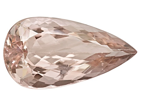 Morganite 20x10.5mm Pear Shape 7.73ct