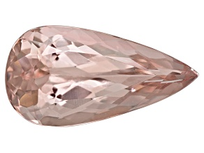 Morganite 20x10.5mm Pear Shape 7.70ct