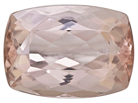 Morganite 14x10mm Rectangular Cushion 6.95ct