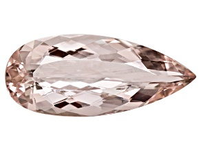 Morganite 23x10mm Pear Shape 7.95ct