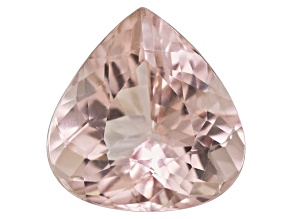 Morganite 14.1x13.7mm Trillion  8.06ct