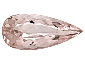 Morganite 24x11mm Pear Shape 10.13ct