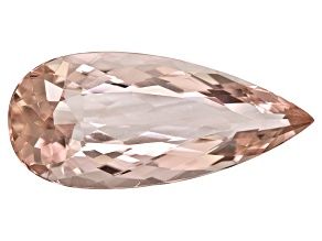 Morganite 24x10.9mm Pear Shape 10.26ct
