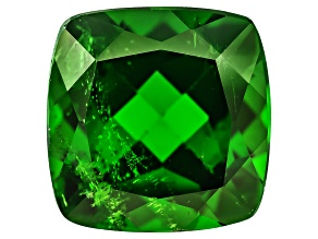 Chrome Diopside 8mm Square Cushion 2.75ct