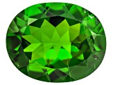 Chrome Diopside 10x8mm Oval 2.50ct