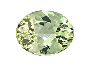 Euclase 20.32x16.01x9.70mm Oval 19.68ct